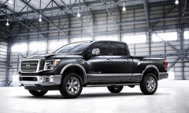 Shopping for a new Nissan Titan?