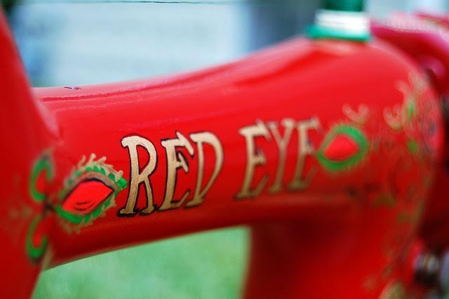 Resurrected Red Eye