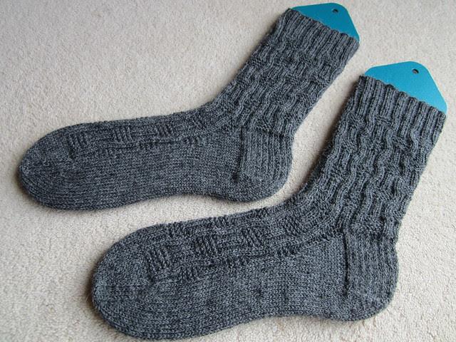 Earl Grey Roger socks (2)
