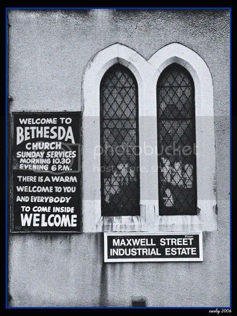 picture of Bethesda methodist church, Victoria Road, South Shields