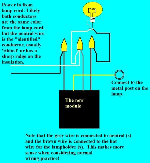 4 wire rotary light dimmer switch wiring diagram image 8