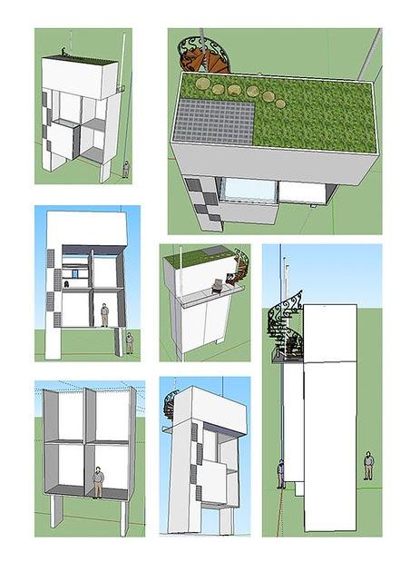 Ideas For A Slope: Landscape Design Google Sketchup