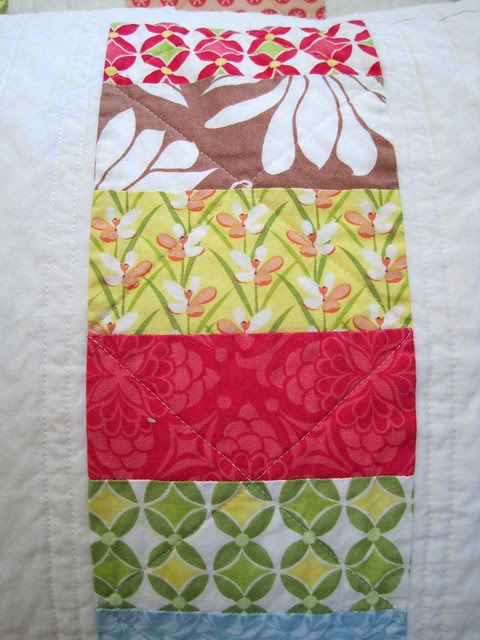 Quilted Verna