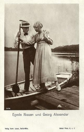 Aud Egede Nissen & Georg Alexander
