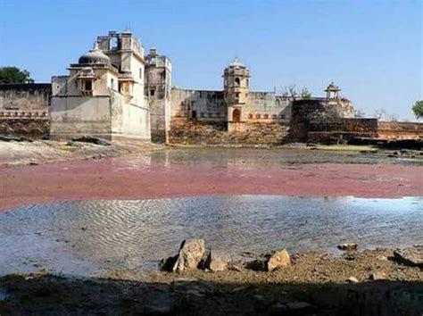 Rani Padmini's Palace , Chittorgarh   Rajasthan