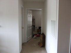 Hall to Kelsey's room