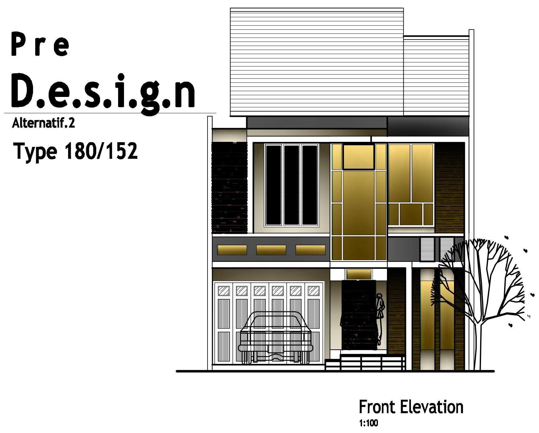 Home Design Interior Singapore Rumah 6 X 15 Rumah Minimalis Modern