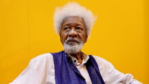 Soyinka Hits Buhari Again, Says President's Insistence On Grazing Routes Shows He's Mentally Handicapped