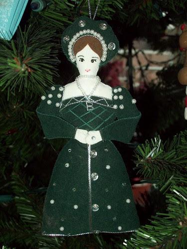 Ann Boleyn (with head)
