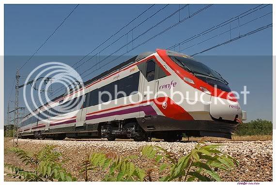 Un 5,7% más de viajeros en Cercanías en el primer trimestre de 2011