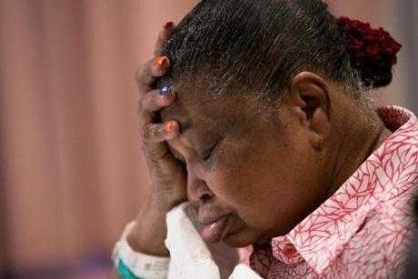 Zilania Joacin, who suffers from dementia, said she would die alone if she returned to Haiti after care in Cambridge.