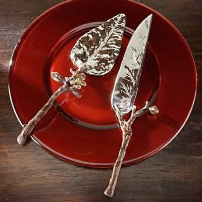 unique wedding cake server   Serving set wedding cake