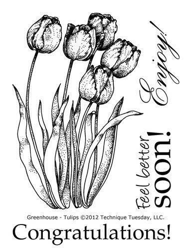 Technique-Tuesday-Greenhouse-03-13-Lilies-Clear-Stamps-Large