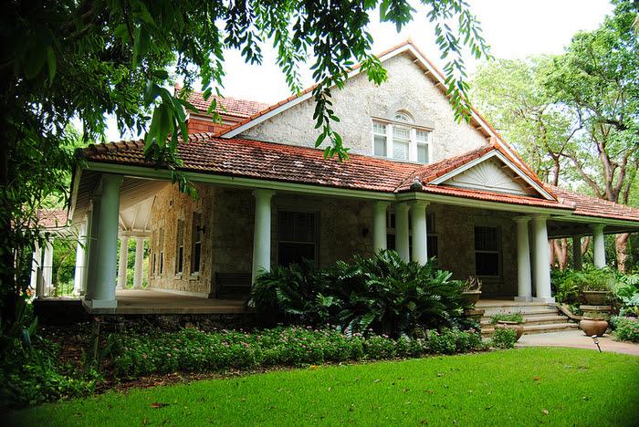 George Merrick House