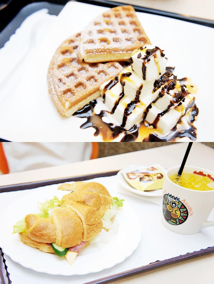 taoyao airport food