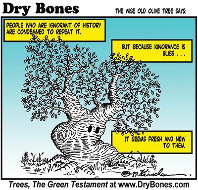 Trump, Trees, Trees, the Green Testament, Palestine, Israel, Jerusalem,