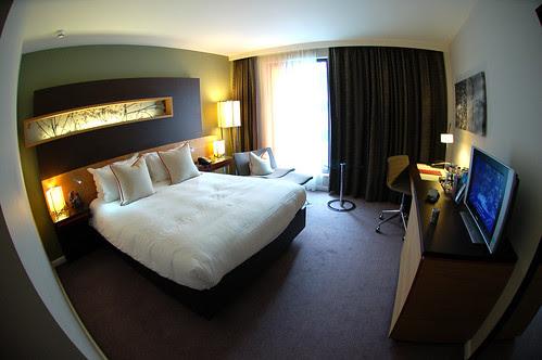 Hilton Tower Bridge Room 903