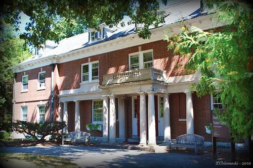 Old North Bridge Visitor's Center