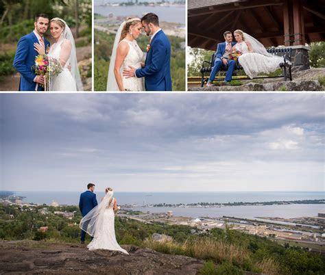 Arianne and Adam's Clyde Iron Works Wedding   Duluth, MN