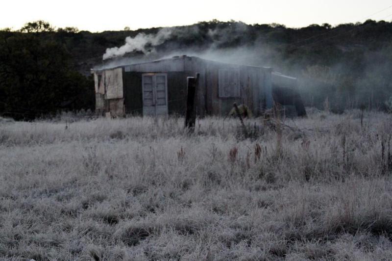 Frio intenso na cidade de Bagé/RS:imagem 8