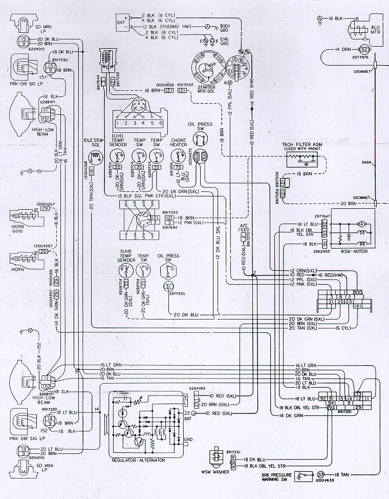 1981 Camaro Alternator Wiring Diagram Wiring Diagram Academic Academic Lastanzadeltempo It