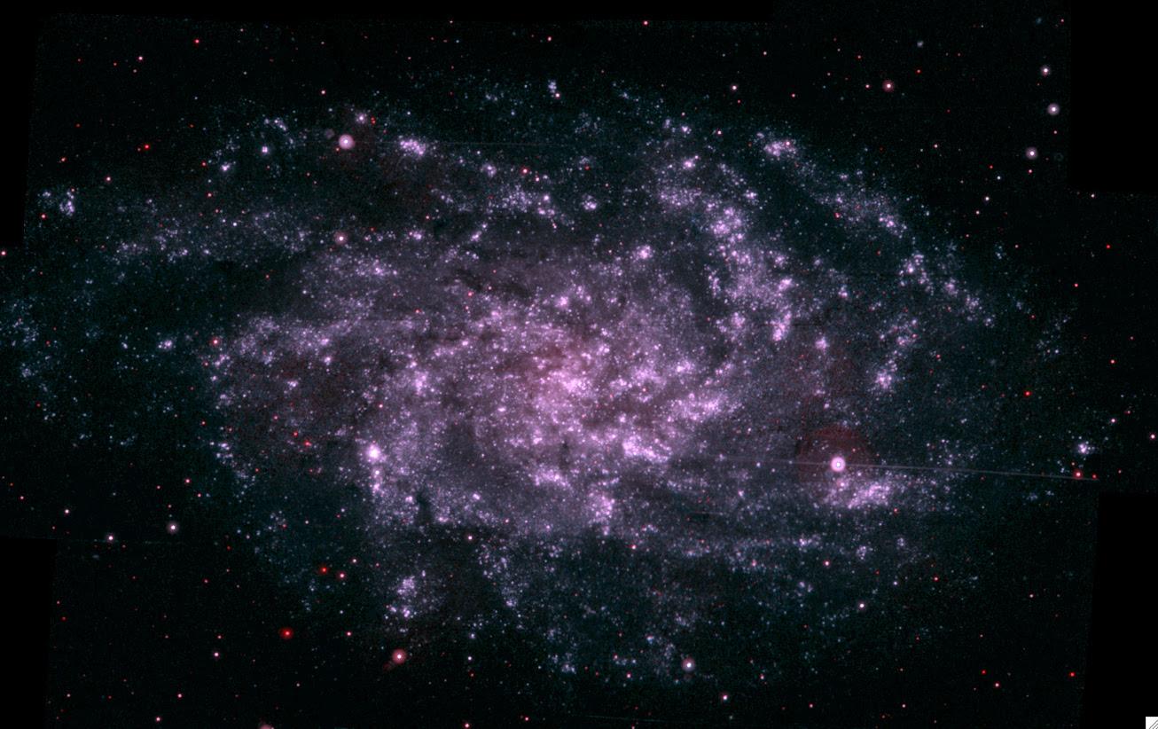 Nasa Galaxy