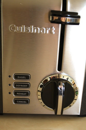 Cuisinart Elements toaster front view