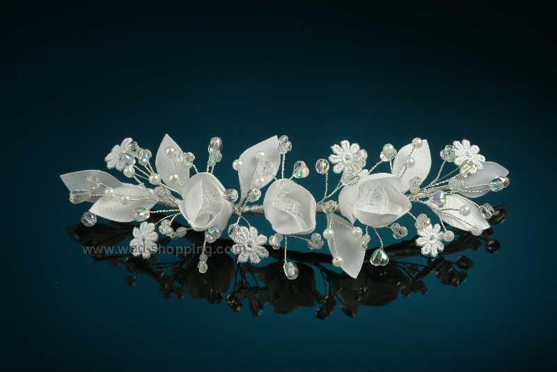 Fabric tiara S1034