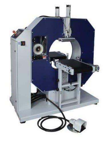 ring type cable wrapping machine automation grade