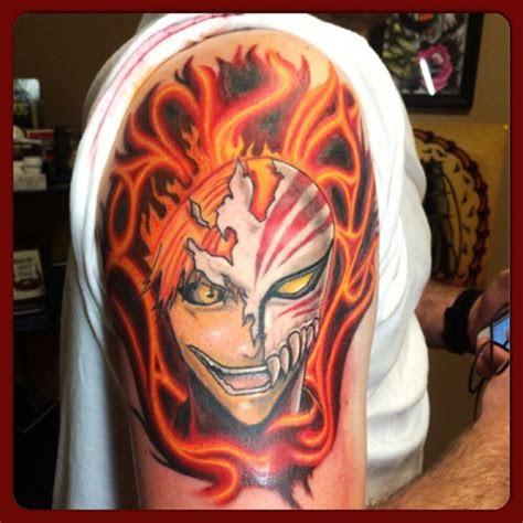 bleach tattoo tattoos  aaron broke