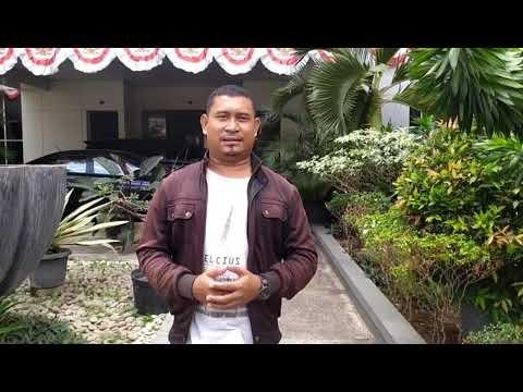 Ucapan Selamat dari Bapak Erwin Gay dari Universitas Muhammadiyah Maluku...