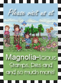 Magnolia-licious Stamps, Dies and More