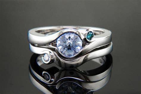 ARTISTS AT WORK: Custom Cut Sapphire « Green Lake Jewelry