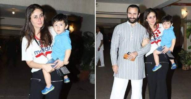 There Was A Reason Behind Taimur Ali Khan's Pre-Birthday Celebrations