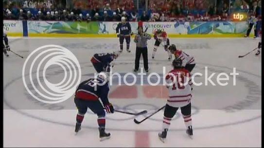 JJOO Vancouver 2010 JJOO Vancouver 2010 Hockey Final masculina Canada - USA
