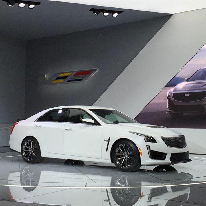 2017 Cadillac Cts V Review: How Much Is The New Cadillac