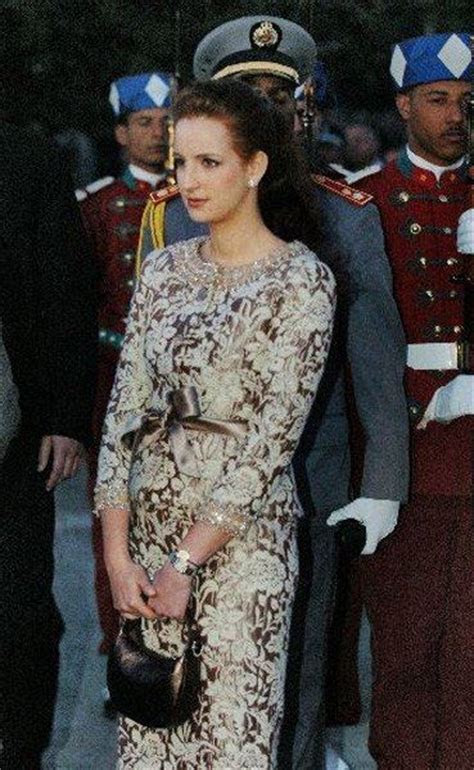 Fashion Inspiration: Princess Lalla Salma of Morocco
