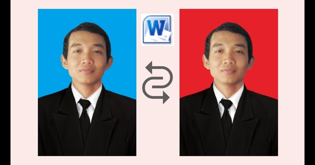 20+ Inspirasi Cara Mengganti Background Foto Di Ms Word ...
