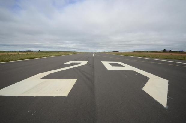 Construção do aeroporto de Vacaria demorou tanto, que projeto perdeu sentido Caco Konzen/Especial