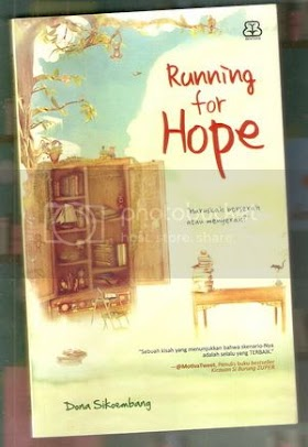 RUNNING FOR HOPE REVIEW