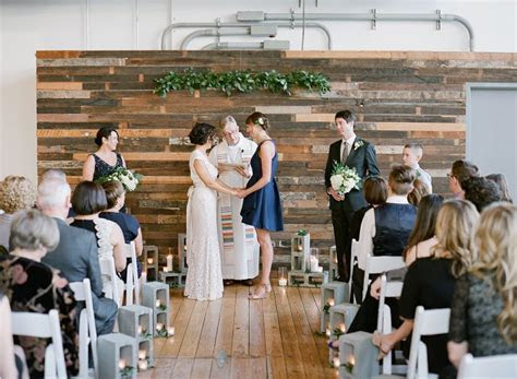 Seattle Something Blue: Classic City Wedding at The