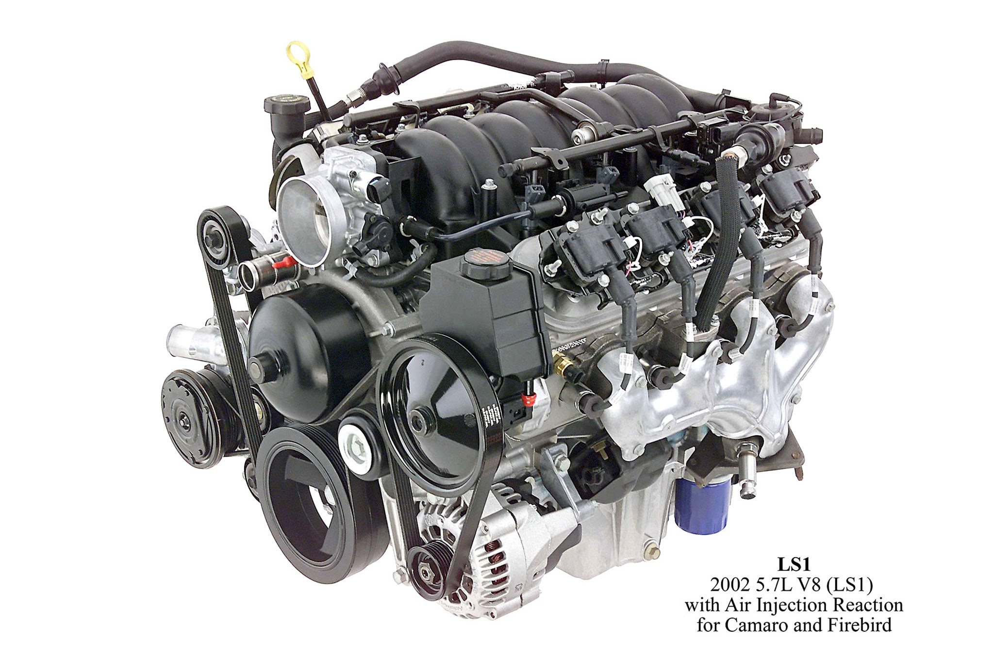 History of the LS Engine and Cylinder Head Casting Number ...
