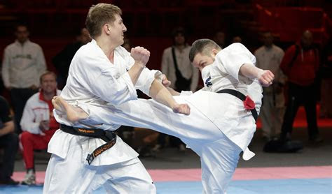 kumite instruction  martial