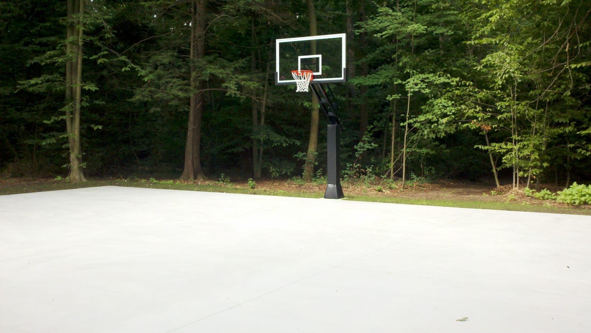 Advanced Pavement Marking Sports Court Marking Professionals