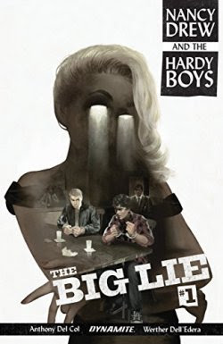 Nancy Drew - Hardy Boys Big Lie 2