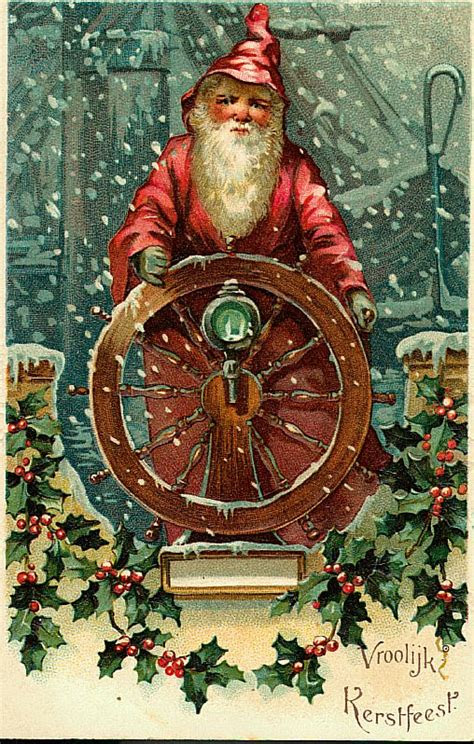 santa claus vintage   desktop wallpapers cool