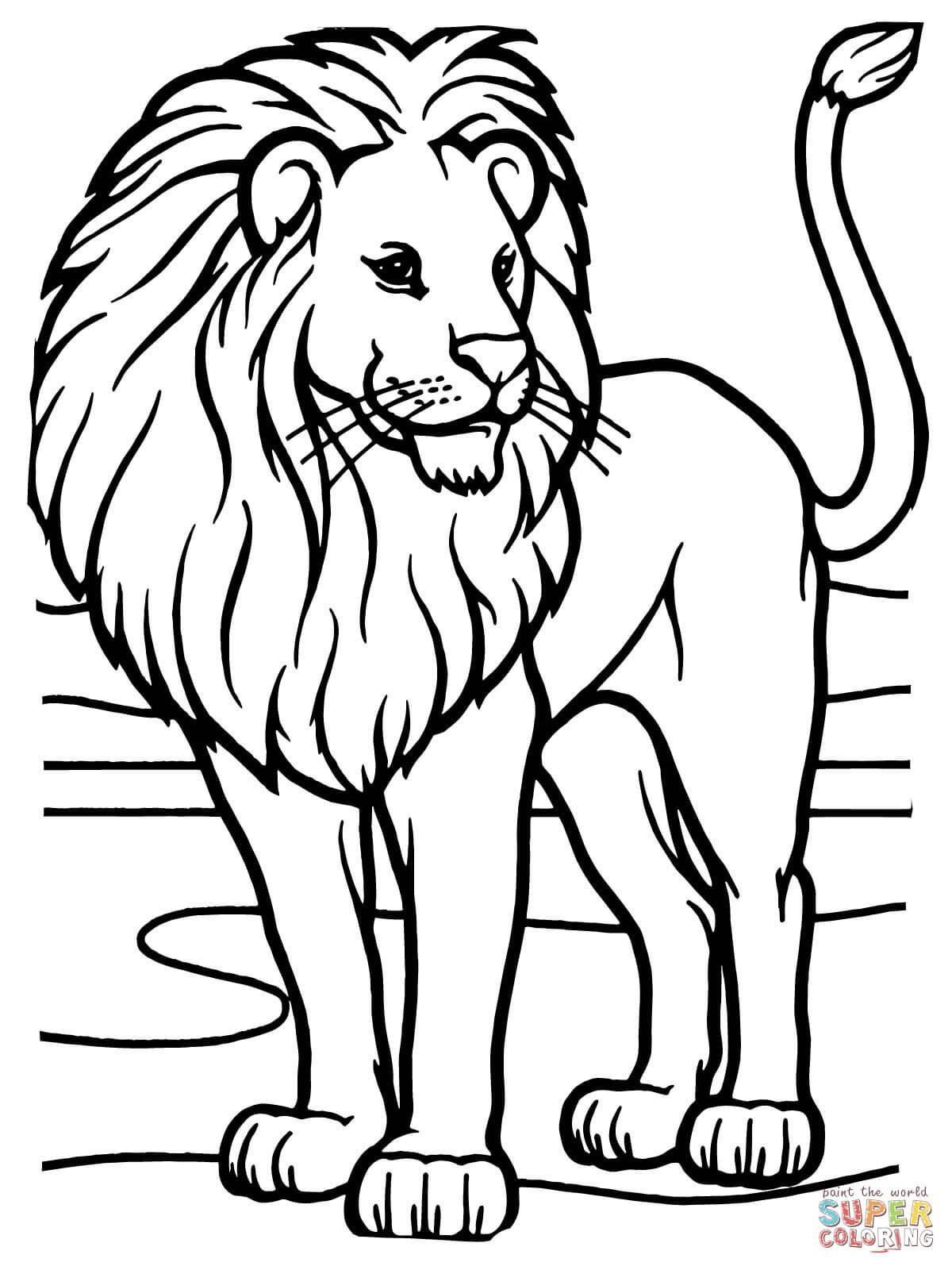 Klick das Bild König der Tiere