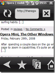 Opera Mobile 9.5 Public Beta To Face The Mobile World July 15