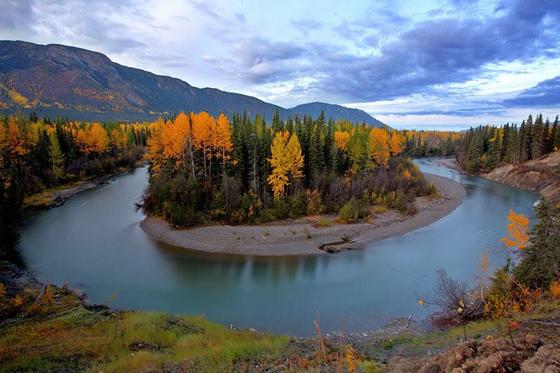 Risultati immagini per RIVERS IN CANADA