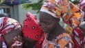Chibok girls reunited with their families